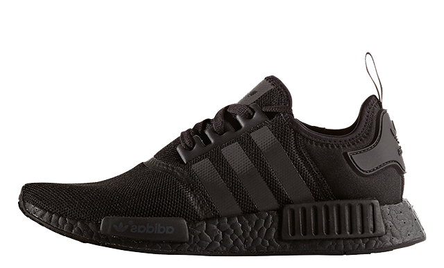 adidas nmd triple black