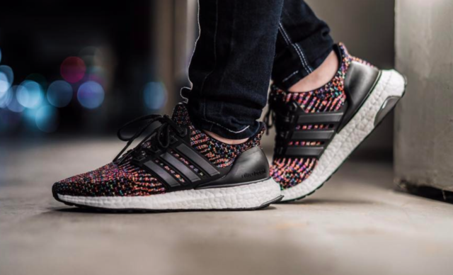 ADIDAS ULTRA BOOST 3.0 MULTI COLOR REVIEW