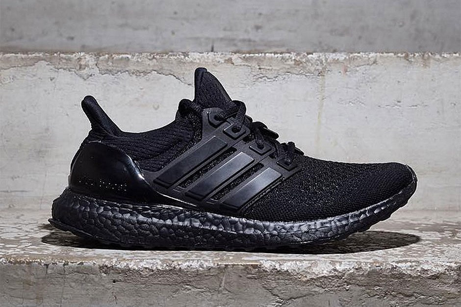 adidas ultra boost 1.0 black, ultra boost uncaged