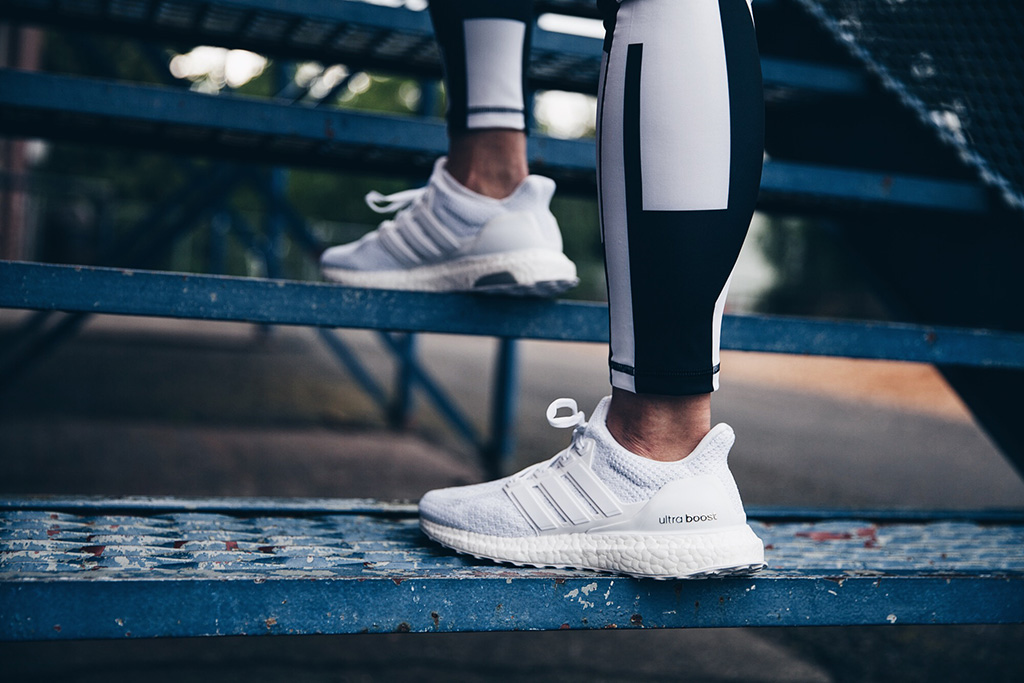 adidas ultra boost triple white restock