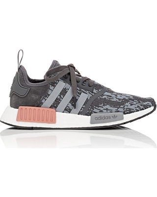 Adidas Nmd R1 Womens Pink And Grey