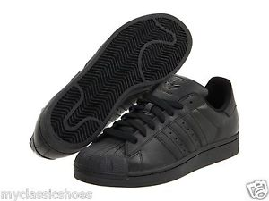 black adidas shoes